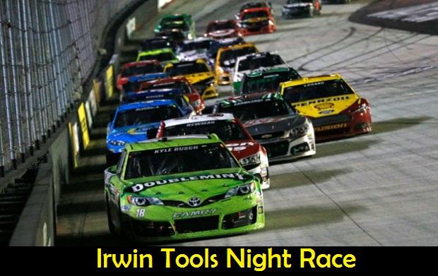 Watch Nascar Irwin Tools Night Race Live